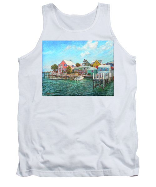 Hope Town By The Sea Tank Top