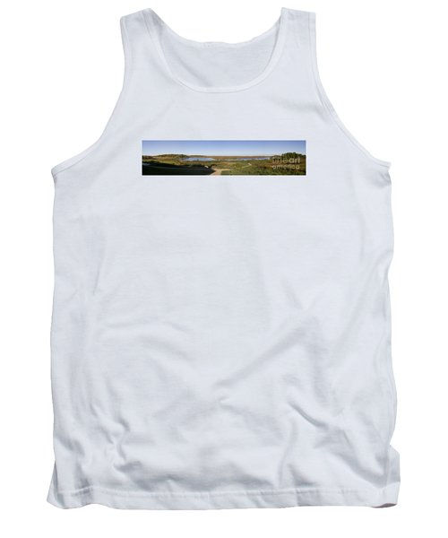 Tank Top featuring the photograph Horicon Marsh Wildlife Refuge by Ricky L Jones