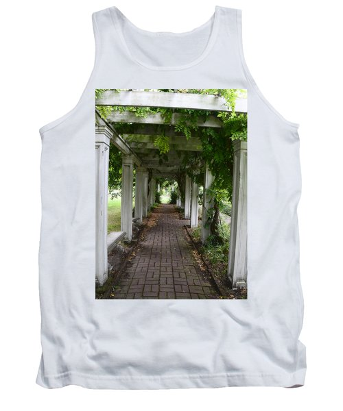 Horror Story Labyrinth Tank Top