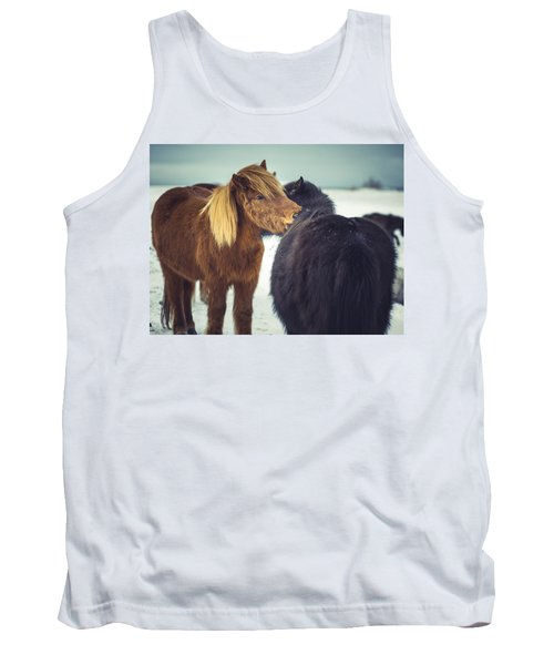 Horse Friends Forever Tank Top