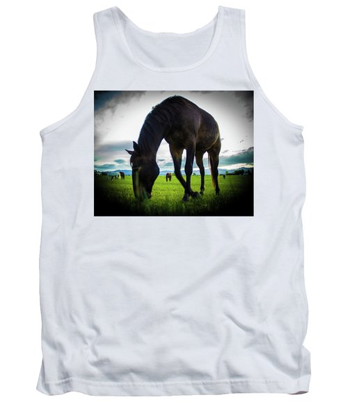 Horse Time Tank Top