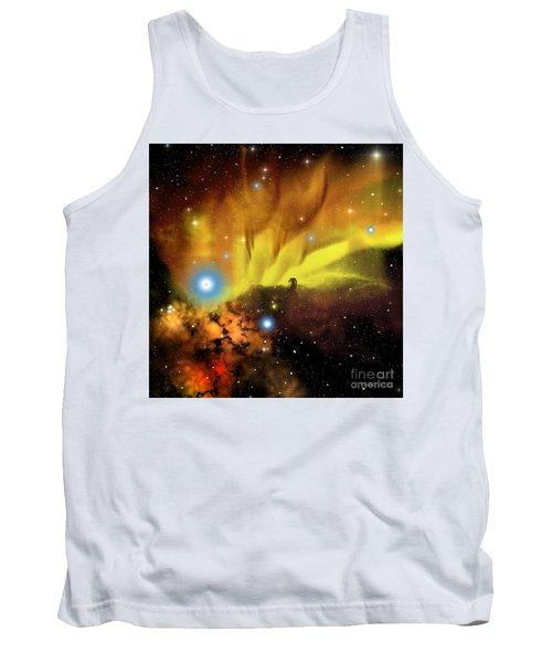 Horsehead Nebula Tank Top