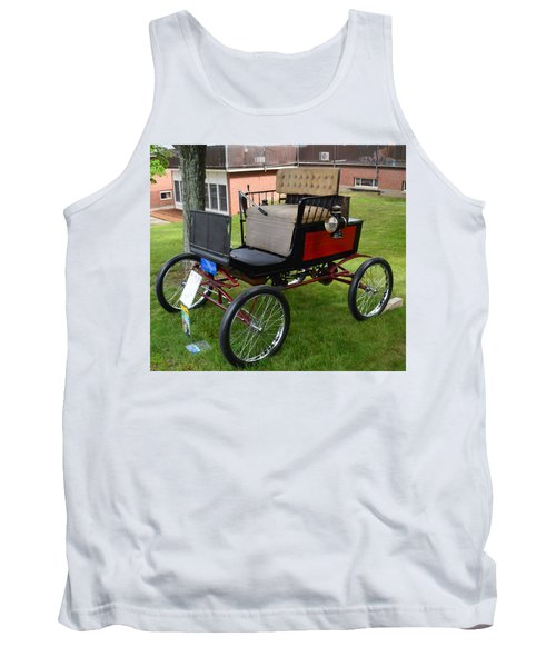 Horseless Carriage-c Tank Top