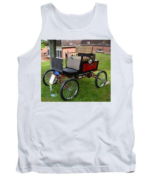 Horseless Carriage-c Tank Top