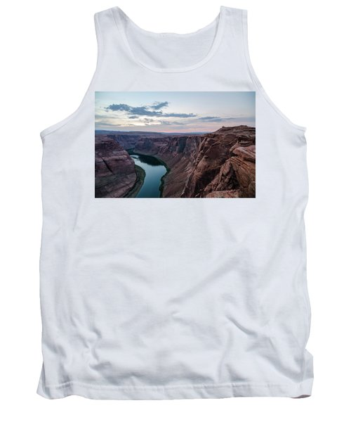 Horseshoe Bend No. 2 Tank Top