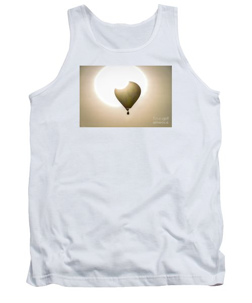 Tank Top featuring the photograph Hot Air by Mitch Shindelbower