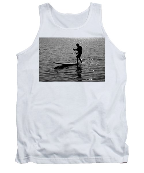 Hot Moves On A Sup Tank Top