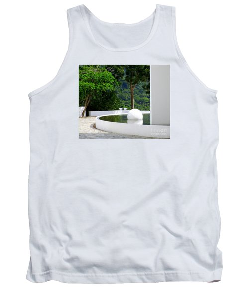 Hotel Encanto 12 Tank Top by Randall Weidner