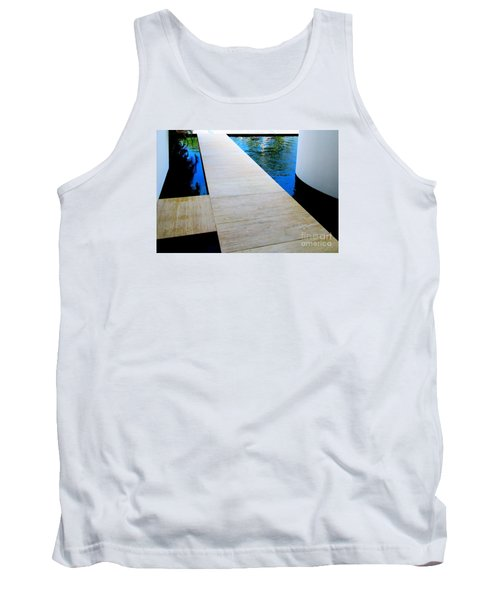 Hotel Encanto 2 Tank Top by Randall Weidner