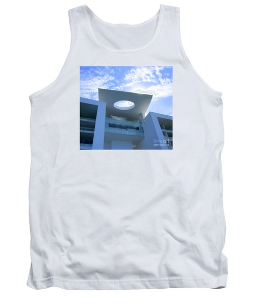 Hotel Encanto 7 Tank Top by Randall Weidner