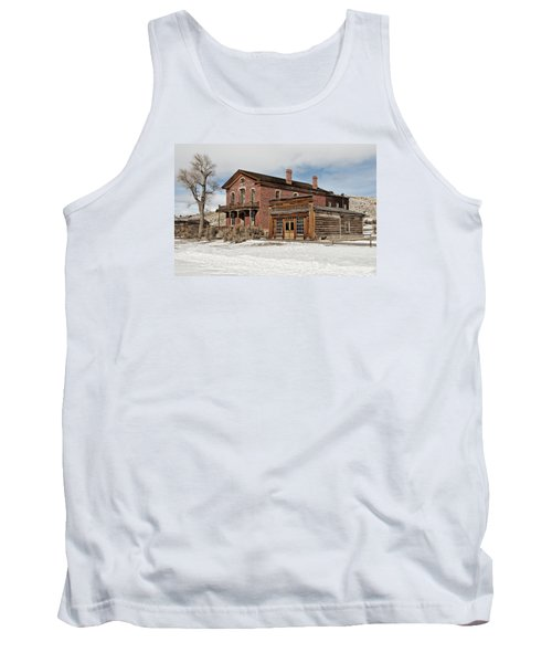 Hotel Meade And Saloon Tank Top