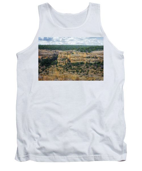 House Of Many Windows Mesa Verde Tank Top