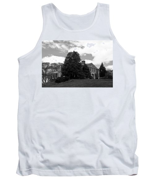 House On The Hill Tank Top by Jose Rojas
