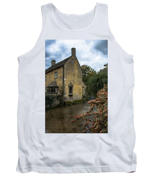 House On The Water Tank Top