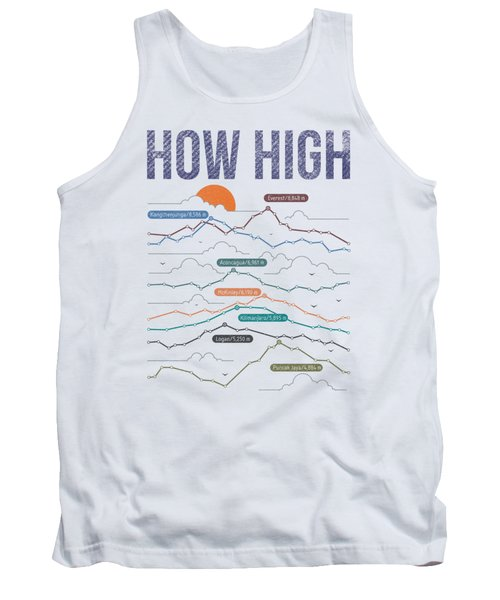 How High Tank Top