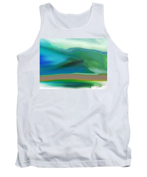 How It Feels Tank Top by Lenore Senior