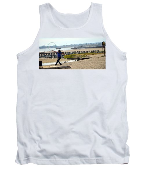 Hula Hoop Dance Tank Top