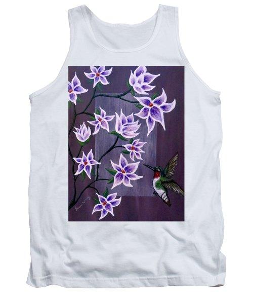 Hummingbird Delight Tank Top