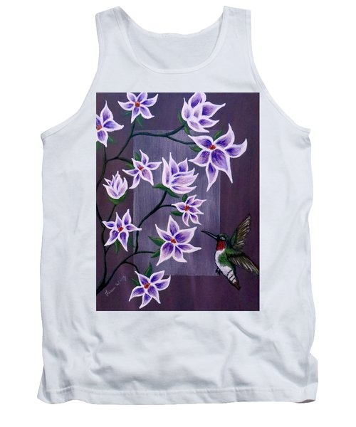 Hummingbird Delight Tank Top