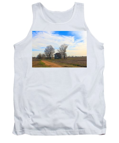 Hwy 8 Old House 2 Tank Top