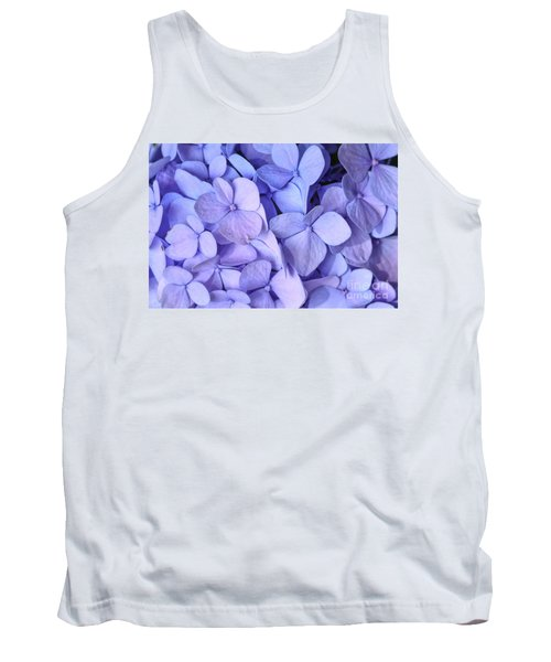Tank Top featuring the photograph Hydrangea by Kerri Farley