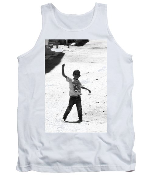 I Am The Champion  Tank Top by Jez C Self