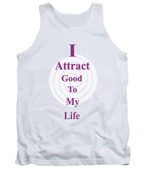 I Attract Tank Top