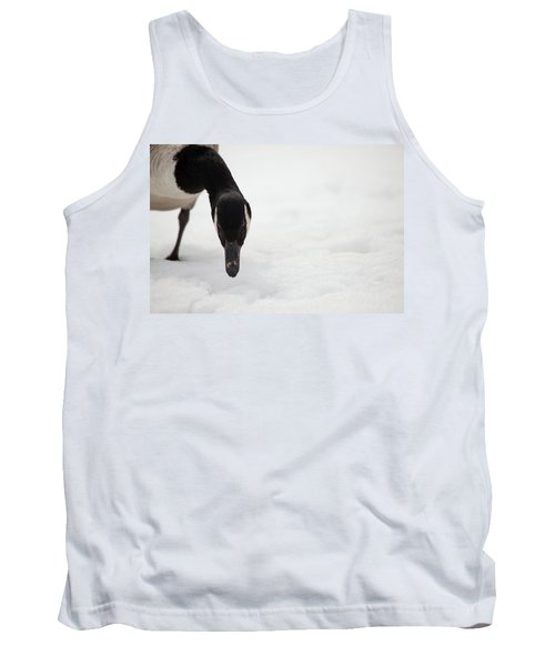 Tank Top featuring the photograph I Do See You by Karol Livote