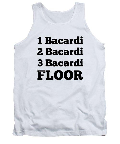 I Love Bacardi Tank Top