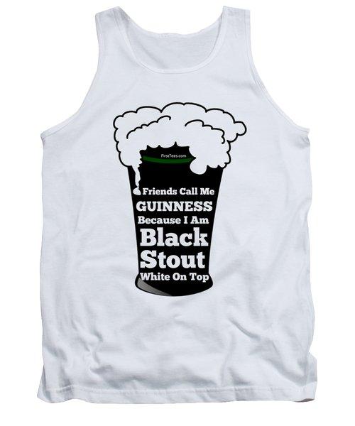 I Love Guinness  Tank Top