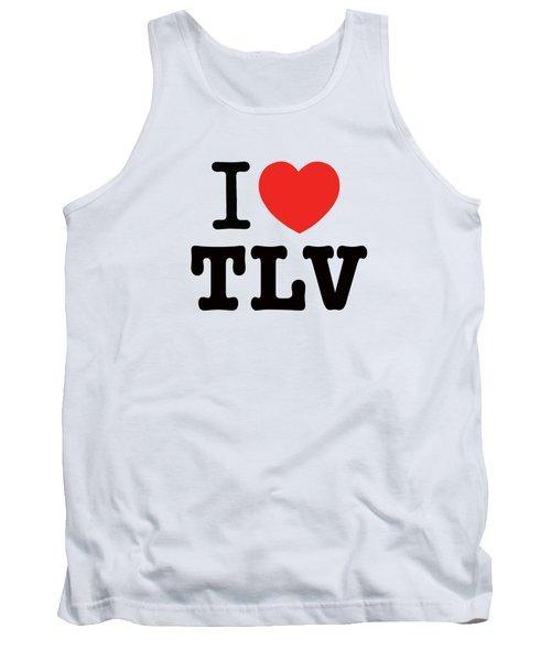 i love TLV Tank Top