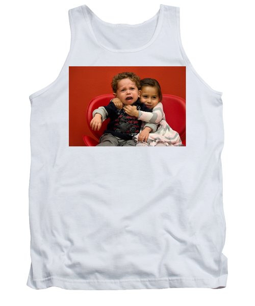I Love You Brother Tank Top