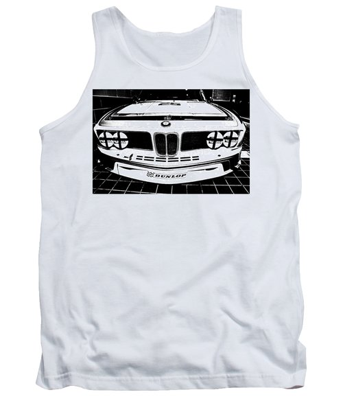 Tank Top featuring the photograph I M S A  G T O by John Schneider