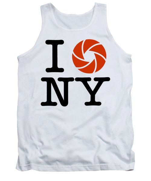 I Photograph Ny Tank Top