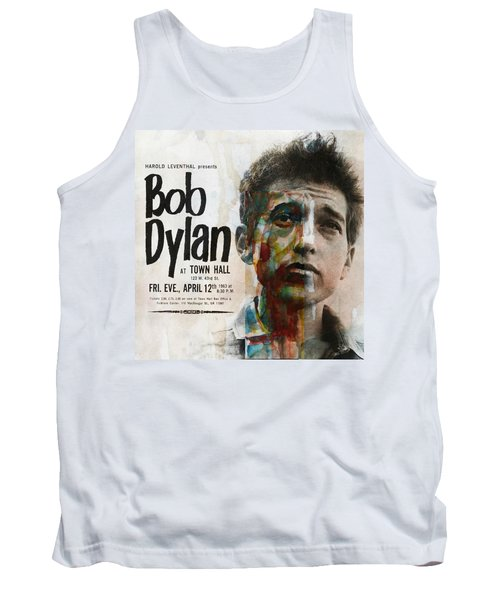 I Want You - Retro Poster  Tank Top