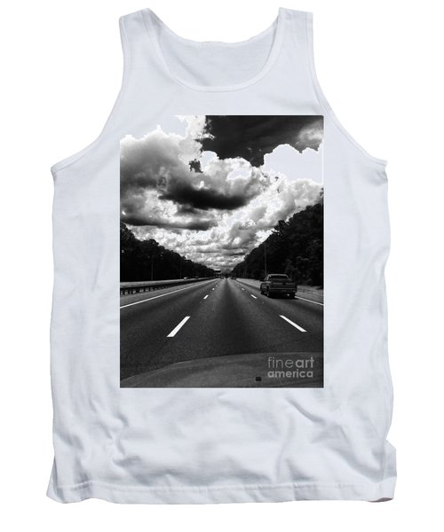 I95 Clouds Tank Top