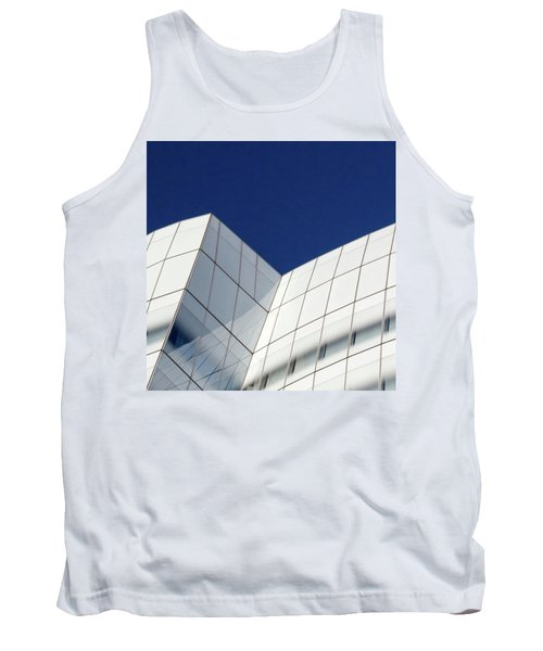Tank Top featuring the photograph Iac Sky by Eric Lake