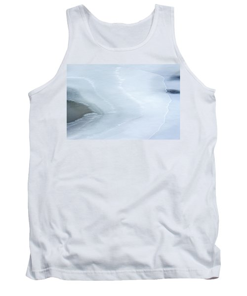 Ice Abstract 3 Tank Top