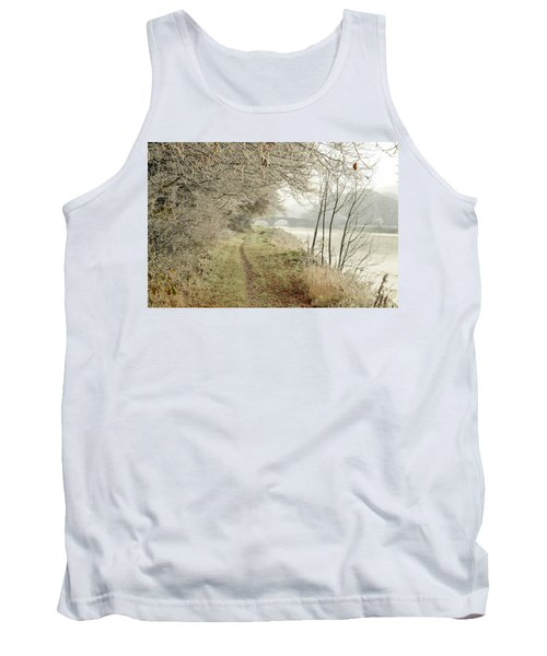 Ice And Mist Tank Top