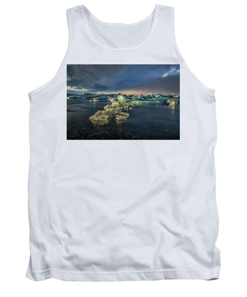 Ice Chunks Tank Top