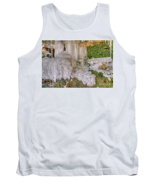 Ice Formations Tank Top