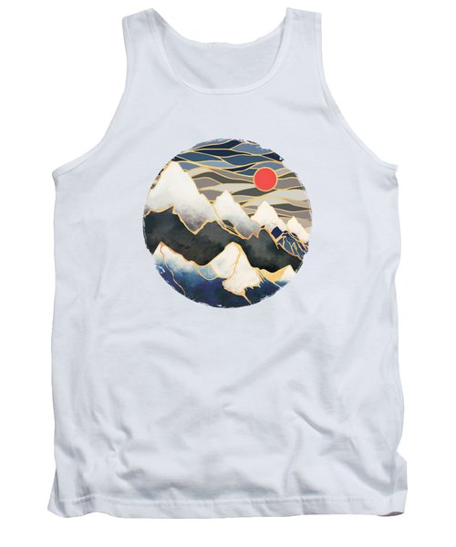 Ice Mountains Tank Top