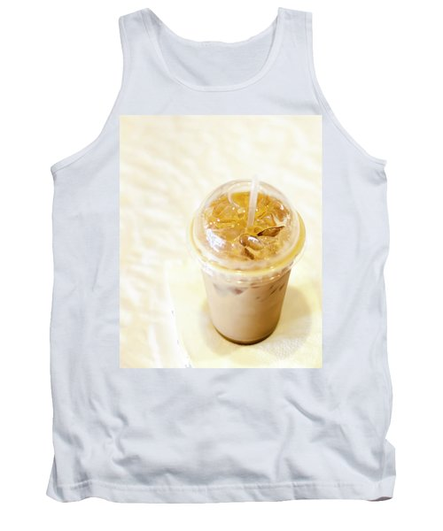 Iced Coffee 1 Tank Top