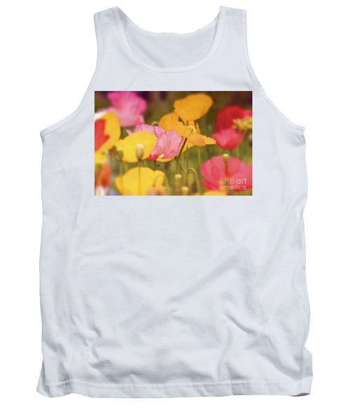 Iceland Poppies Warmly Tank Top