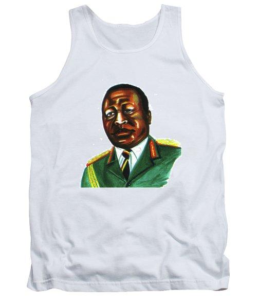Idi Amin Dada Tank Top