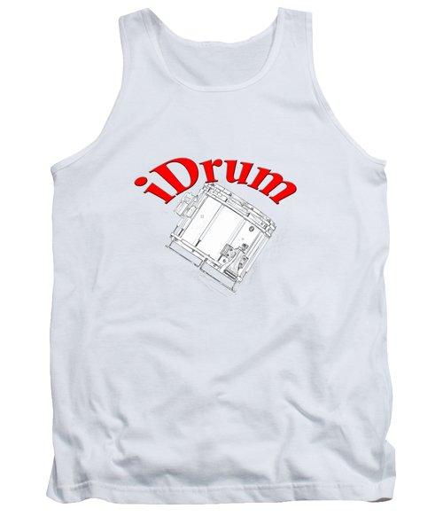 iDrum Tank Top