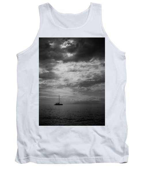 Tank Top featuring the photograph Illumination by Chris McKenna
