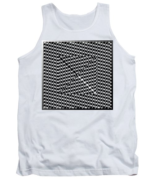 Illusion Exemplified Tank Top