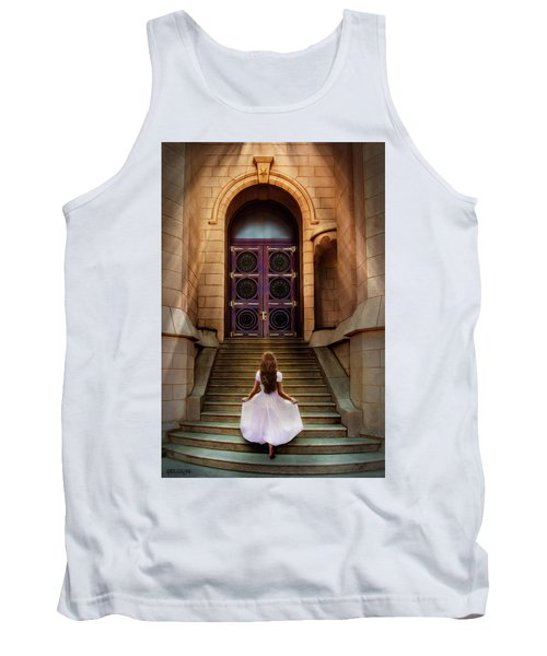 I'm Going There Some Day Tank Top