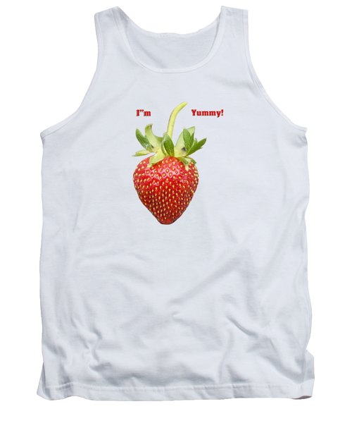 Im Yummy Tank Top
